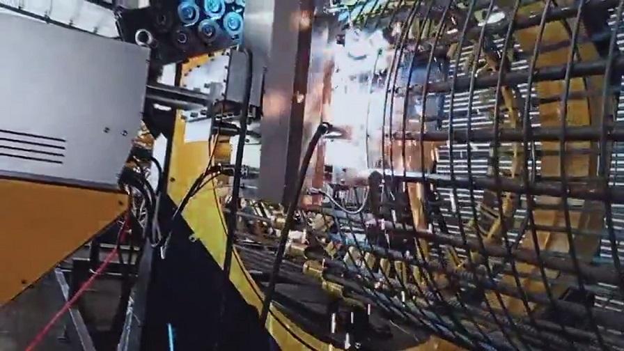 Система автоматической сварки