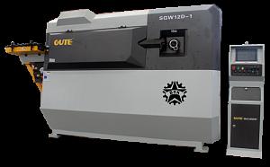 Правильно гибочный автомат SGW12D-1 видео Отзыв